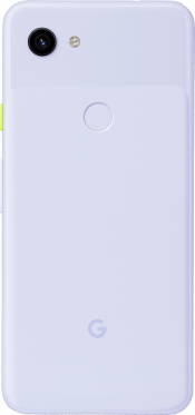 Pixel 3a 64GB Purple-ish (Back)