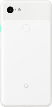 Pixel 3 XL 64GB Clearly White (Back)
