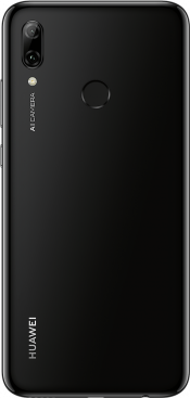P Smart 2019 64GB Black (Back)