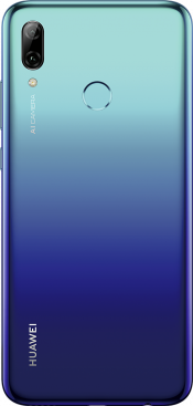 P Smart 2019 64GB Blue (Back)