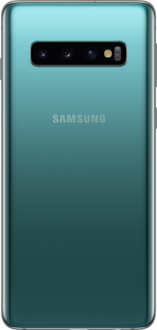 Galaxy S10 512GB Prism Green (Back)