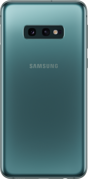 Galaxy S10e 128GB Prism Green Refurbished (Back)