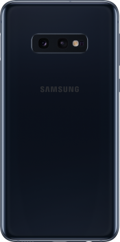 Galaxy S10e 128GB Prism Black (Back)