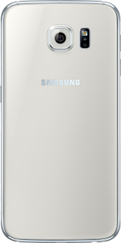 Galaxy S6 64GB White (Back)
