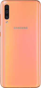 Galaxy A50 128GB Coral (Back)