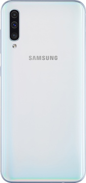Galaxy A50 128GB White (Back)