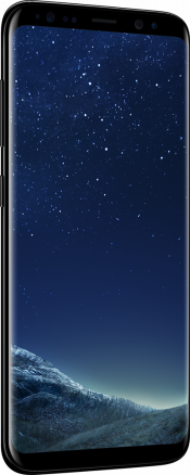 Galaxy S8 Black (Back)