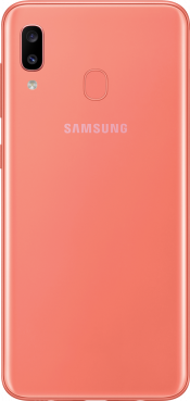 Galaxy A20e 32GB Coral (Back)