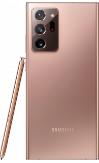 Samsung Galaxy Note20 Ultra 256GB Mystic Bronze