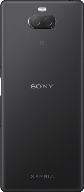 Xperia 10 64GB Black (Back)