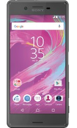 Sony Xperia X Black
