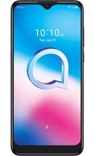 Alcatel 3L 64GB Dark Chrome