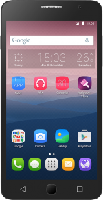 Alcatel Pop Star 3G Black