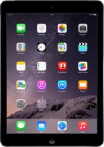 Apple iPad Air WiFi 16GB Space Grey