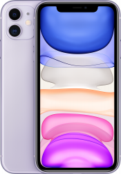 iPhone 11 128GB Purple (Front)