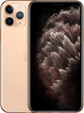 iPhone 11 Pro 256GB Gold (Front)