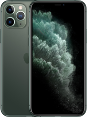 iPhone 11 Pro 256GB Midnight Green Refurbished (Front)