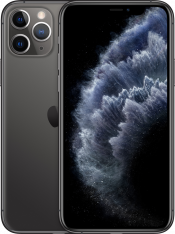 iPhone 11 Pro 64GB Space Grey (Front)