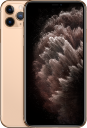 iPhone 11 Pro Max 512GB Gold (Front)