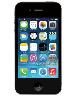 iPhone 4s 8GB Black Refurbished