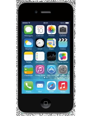 iPhone 4s 8GB Black Refurbished