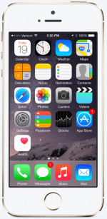 iPhone 5s 32GB Space Grey Refurbished