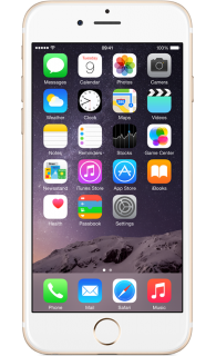 Apple iPhone 6 16GB Gold Refurb