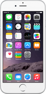 Apple iPhone 6 64GB Silver Refurb