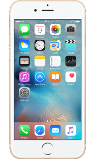 Apple iPhone 6s 16GB Gold Refurb