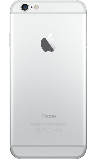 Apple iPhone 6s 16GB Silver Refurb