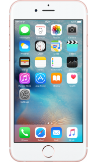 Apple iPhone 6s 32GB Rose Gold Refurb