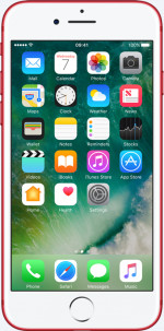 iPhone 7 128GB Product Red Refurbished