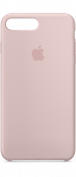 Apple iPhone 7 and 8 Silicone Case Pink Sand