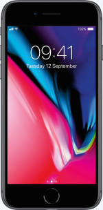 iPhone 8 256GB Space Grey