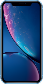 iPhone XR 128GB Blue (Front)