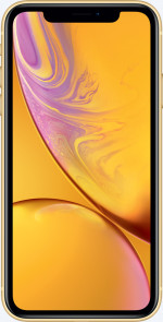 iPhone XR 256GB Yellow