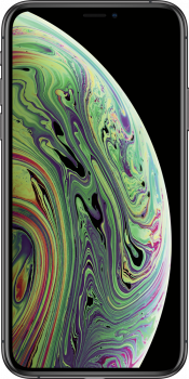 iPhone XS 256GB Space Grey (Front)