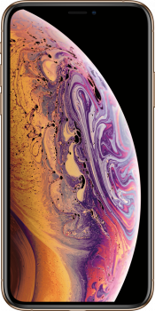 iPhone XS 64GB Gold Refurbished (Front)