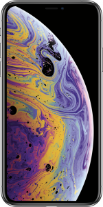 Apple iPhone XS 64GB Silver Refurbished