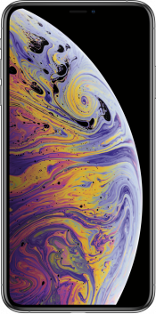 iPhone XS Max 64GB Silver (Front)