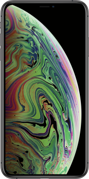 iPhone XS Max 64GB Space Grey (Front)