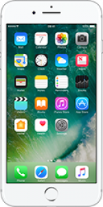 Apple Phone 7 Plus 32GB Silver Refurbished