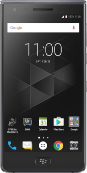 BlackBerry Motion (Front)