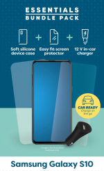 Carphone Warehouse Samsung Galaxy S10 Essentials Bundle