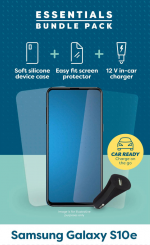 Carphone Warehouse Samsung Galaxy S10e Essentials Bundle