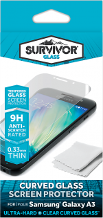 Glass Screen Care Samsung A3 2017