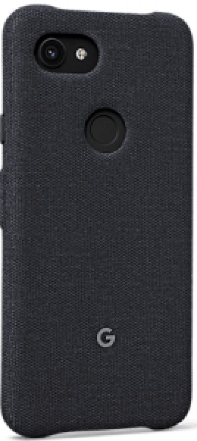 Pixel 3a Fabric Case Black