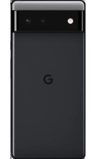 Google Pixel 6 128GB Stormy Black