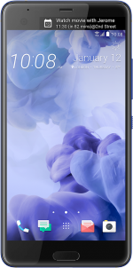 HTC U Ultra Blue