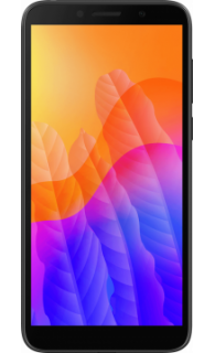 Huawei Y5p 32GB Midnight Black